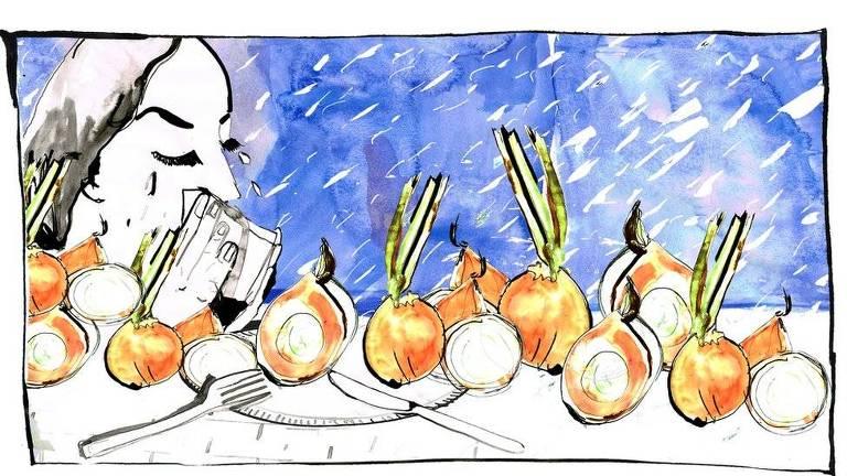 Como a comida pode ajudar a aliviar a dor causada pela morte de um ente querido