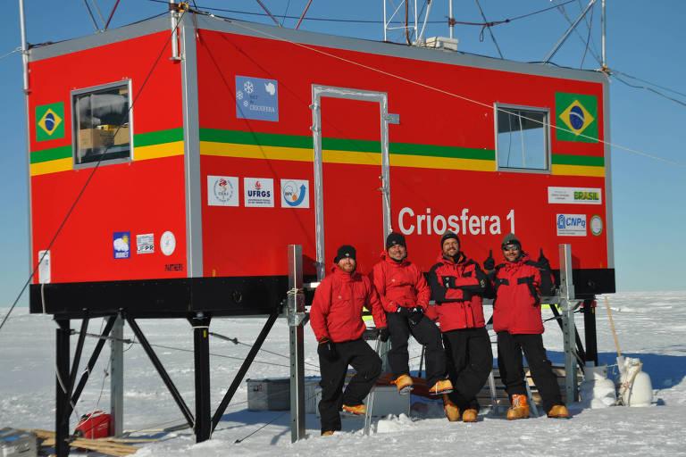 Após risco de parar, módulo de pesquisa brasileiro na Antártida é reaberto