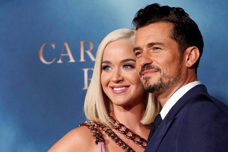 Katy Perry diz que Orlando Bloom a ajudou durante depressão: 'Não queria sair da cama'