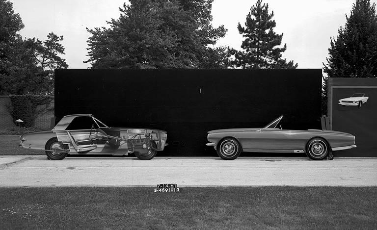 Antes de virar SUV, Mustang quase foi perua