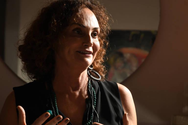 A economista Elena Landau