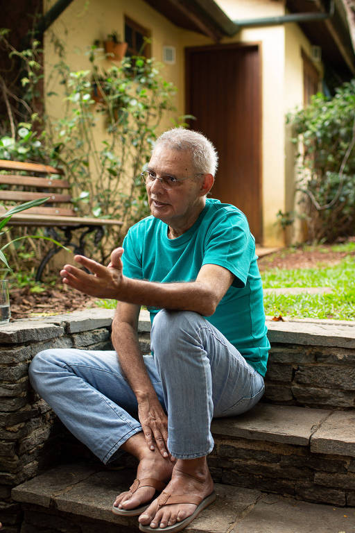 Gilberto Dimenstein fala sobre como encarar a doença e o uso medicinal de maconha, entre outras coisas sobre sua trajetória