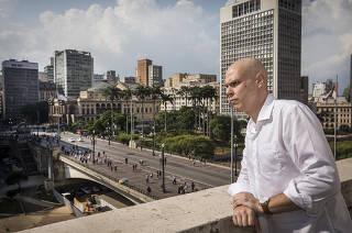 O prefeito de São Paulo, Bruno Covas (PSDB)