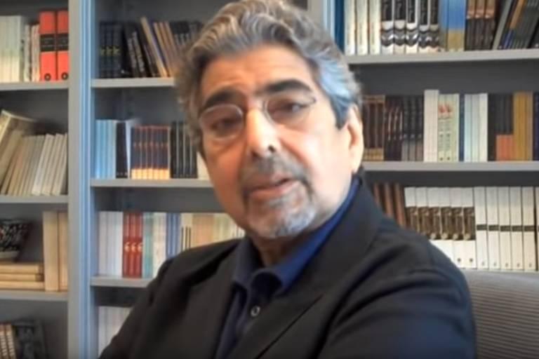 Sonny Mehta em vídeo da Amazon Books