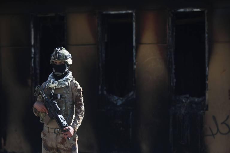 Palco de disputa EUA-Irã, Iraque prende milícia pró-Teerã pela primeira vez