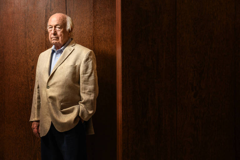 O ex-ministro Luiz Carlos Bresser Pereira, professor da Escola de Economia da FGV-SP