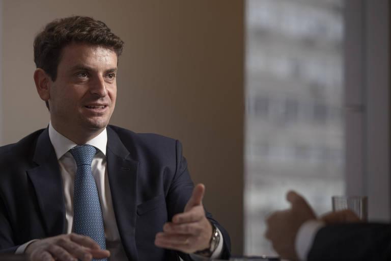 O presidente da AASP (Associação dos Advogados de São Paulo), Renato Cury, em entrevista à Folha