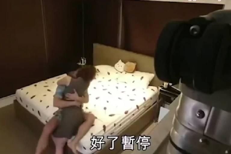 Noivo exibe vídeo de traição da mulher com cunhado durante casamento