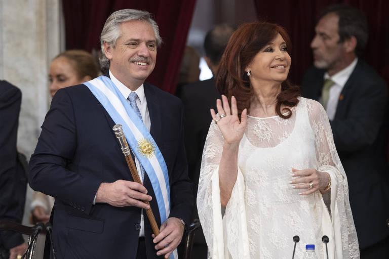 Fernández pede a argentinos que não solicitem salários excessivos