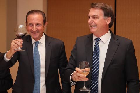 Empresários vão assinar a carteira de Bolsonaro?