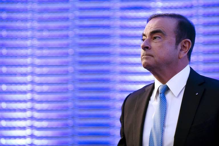 Justiça do Líbano quer convocar Ghosn após alerta da Interpol