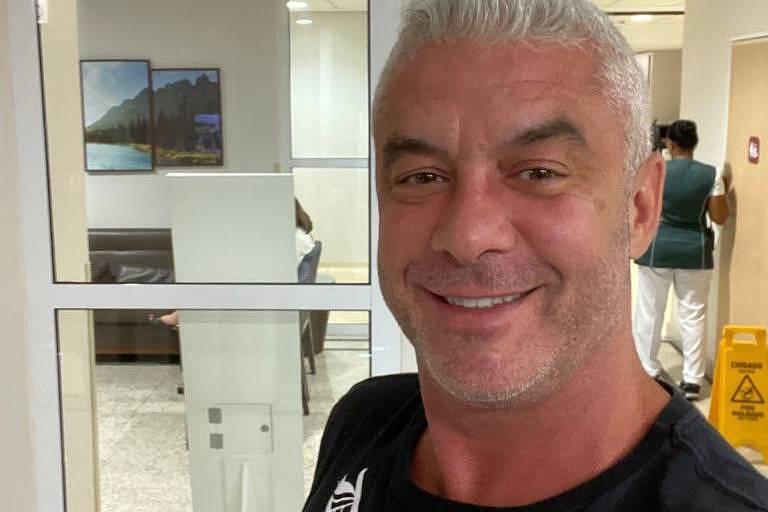 Alexandre Correa, marido da apresentadora Ana Hickmann