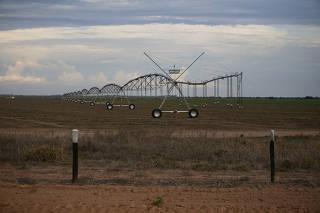 Mapitoba e o uso excessivo de água para produção agrícola