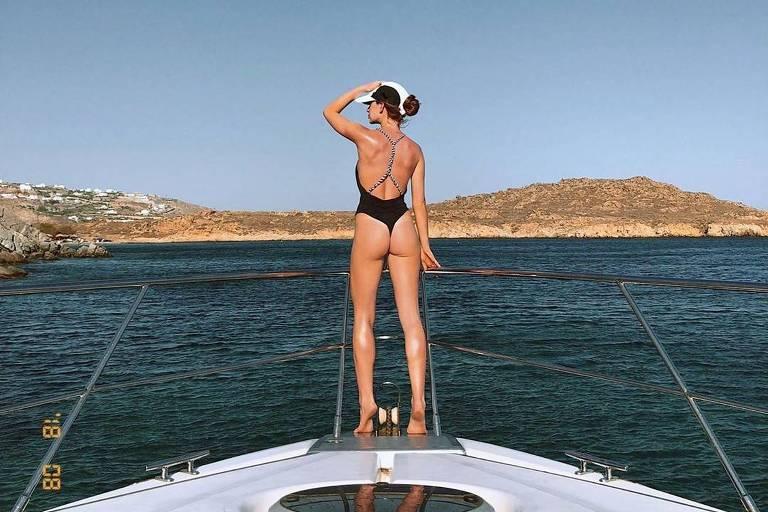Marina Ruy Barbosa em Paradise, Nevada