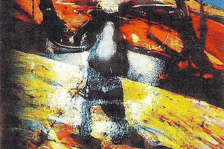 """Cinema: cena de """"História(s) do Cinema"""" (1988-1998), filme dirigido por Jean-Luc Godard"""