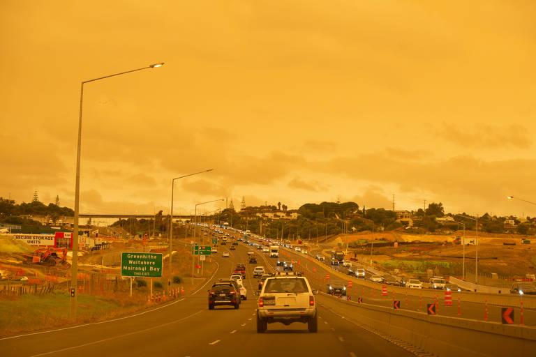Fumaça de incêndios na Austrália chega à Nova Zelândia; veja mais fotos