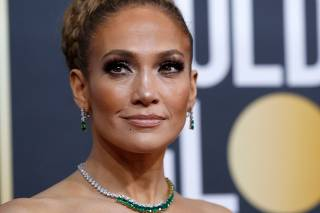 77th Golden Globe Awards - Arrivals - Beverly Hills, California, U.S., January 5, 2020 - Jennifer Lopez
