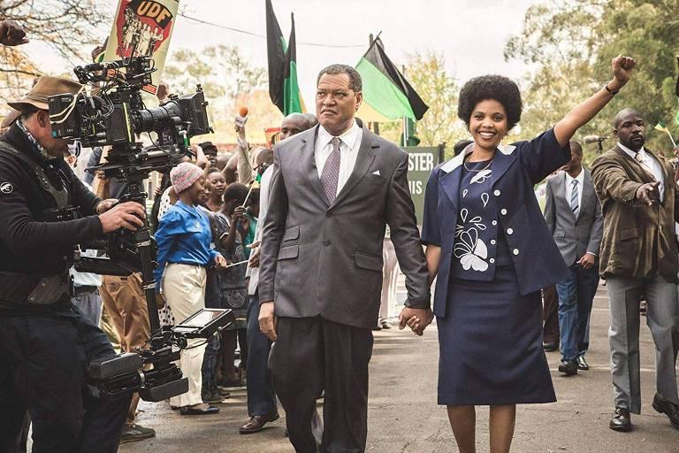 Minissérie Madiba sobre a vida de Nelson Mandela