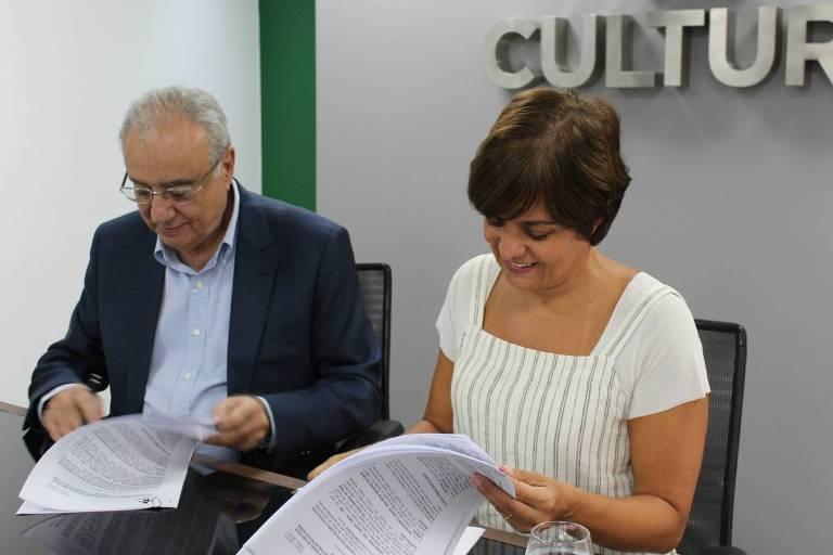 Vera Magalhães na TV Cultura