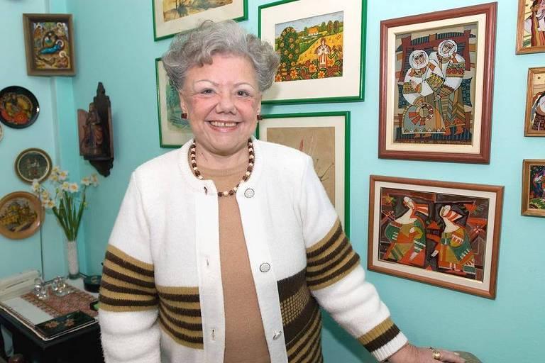 Oksana Olga Boruszenko (1939-2020)