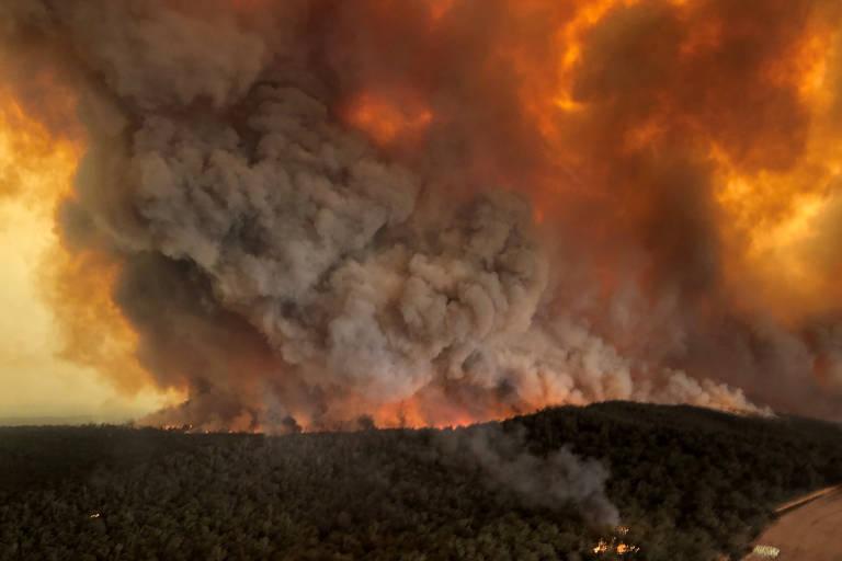 Empresários contratam grupo esotérico para combater incêndios na Austrália