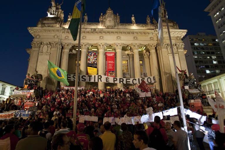 Com verba de R$ 9,3 mi, TV da Assembleia do Rio enfrenta disputa judicial