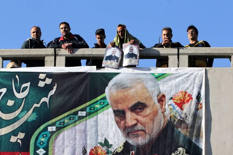Irã vai executar 'espião' que teria ajudado EUA em ação que matou Suleimani