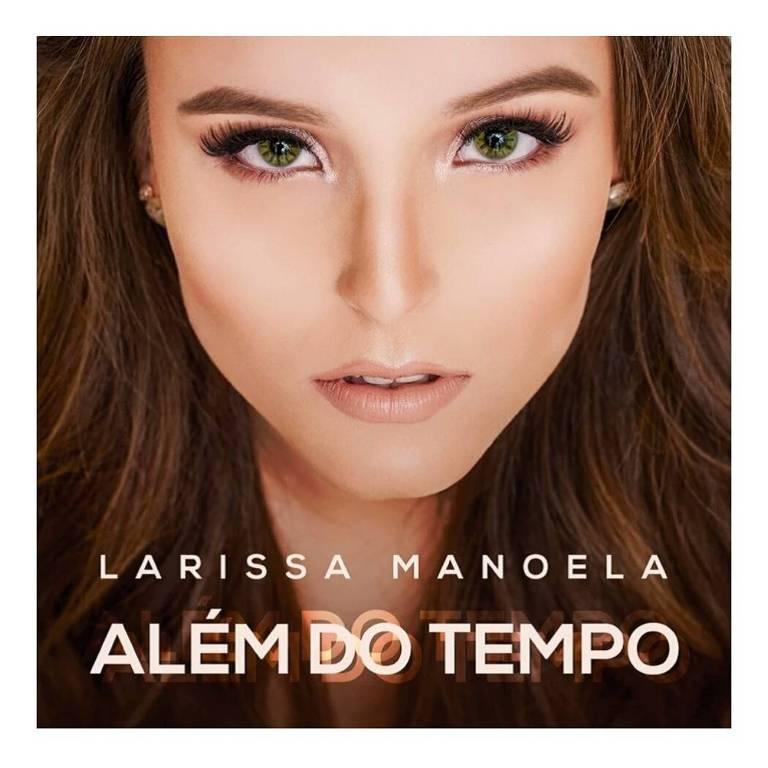 """Capa oficial do CD """"Além do Tempo"""""""