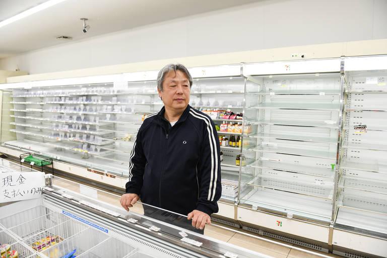 Após tirar folga, Matsumoto sofreu sanções de empresa e ficou com prateleiras vazias