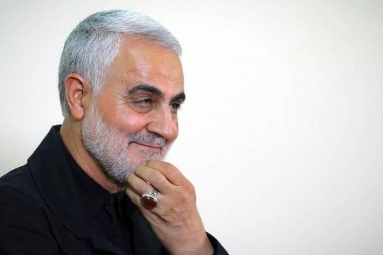 O general Qassim Suleimani comandava operações militares iranianas no Oriente Médio