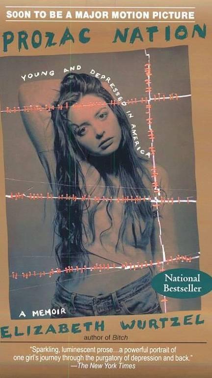 """Livro """"Nação Prozac: Jovem e Deprimida na América"""""""