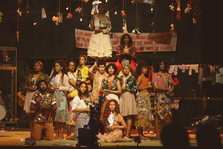 Espetáculo 'Barracal'
