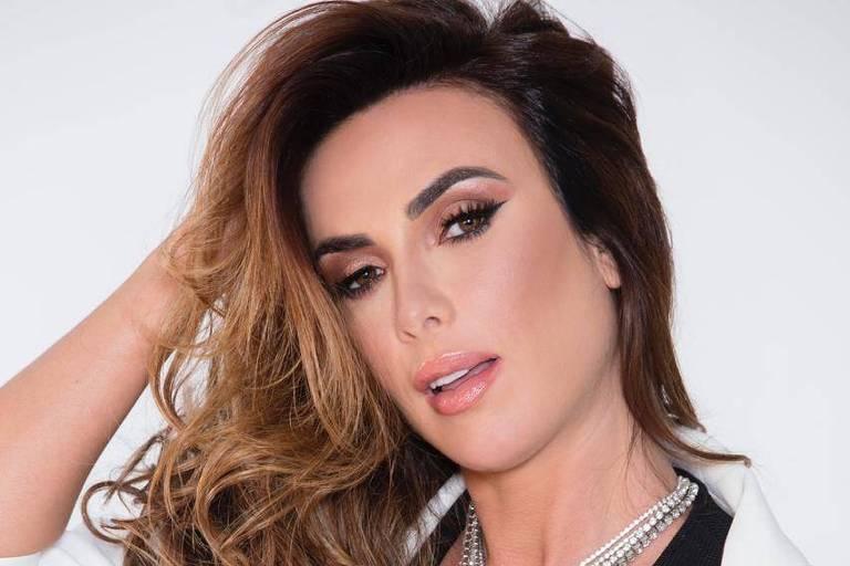Nicole Bahls será musa da Beija-Flor depois de dois anos longe do Carnaval do Rio
