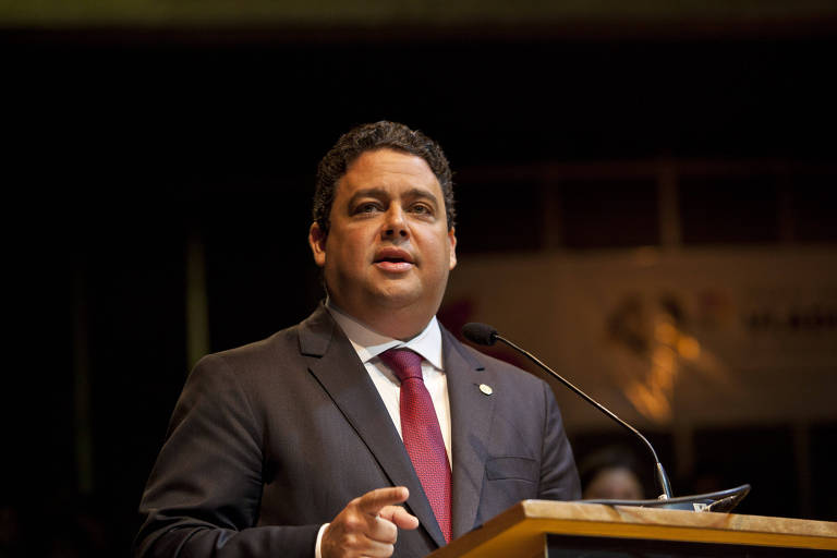 O presidente nacional da OAB, Felipe Santa Cruz