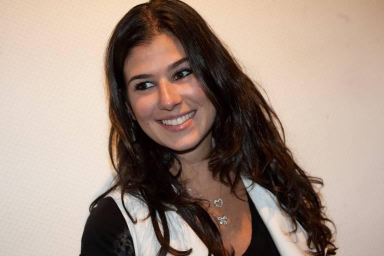 Renata Abravanel, filha do apresentador Silvio Santos