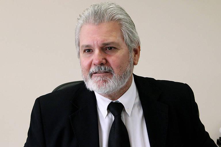 Ex-juiz federal Jorge Antônio Maurique
