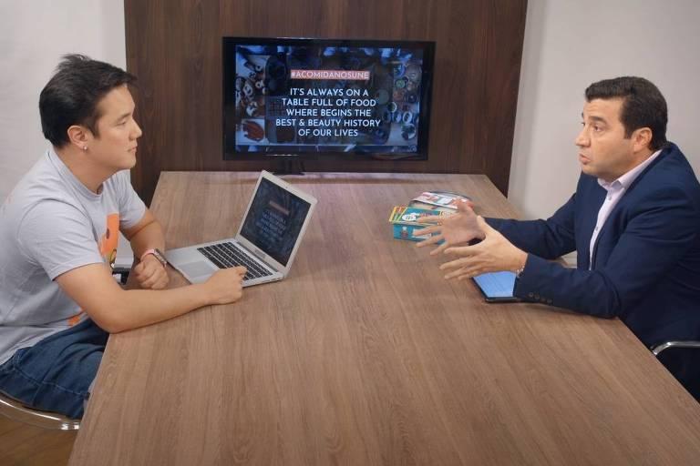 O Anjo Investidor, reality show