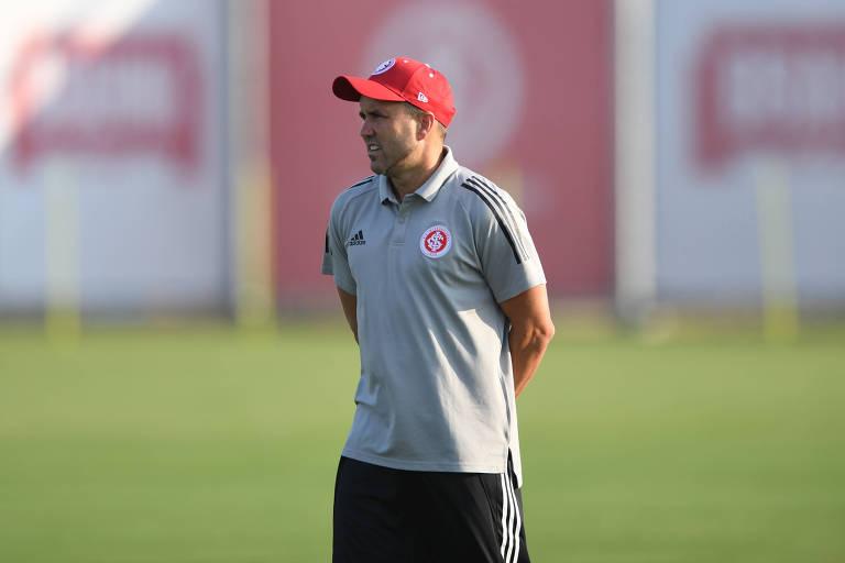 O argentino Eduardo Coudet é um dos quatro técnicos estrangeiros que iniciam 2020 em clubes da Série A do Brasileiro