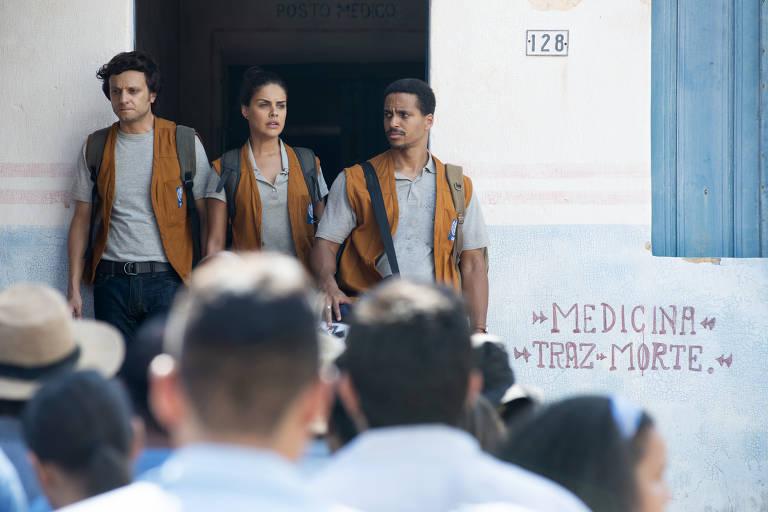 Séries nacionais de terror ganham força depois de popularização do gênero no cinema