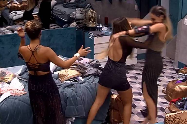 Hariany foi desclassificada do BBB 19 por agredir Paula