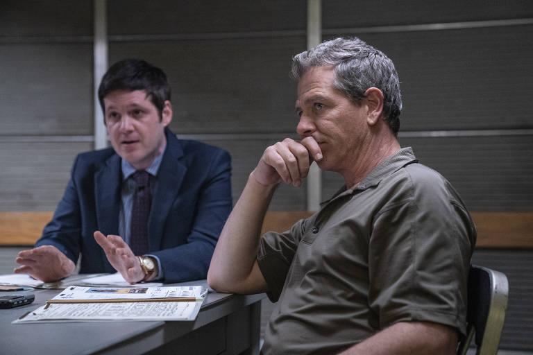 Imagens de The OutSider (HBO)