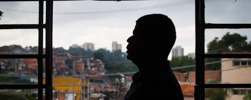 Fábio Rodrigo Hermenegildo,  homem torturado no supermercado Extra, do Morumbi, após tentar furtar pedaço de carne