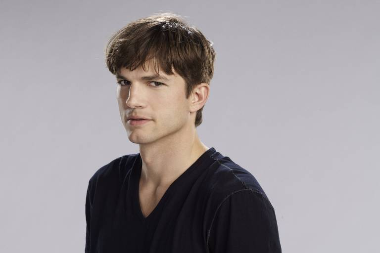 O ator Ashton Kutcher