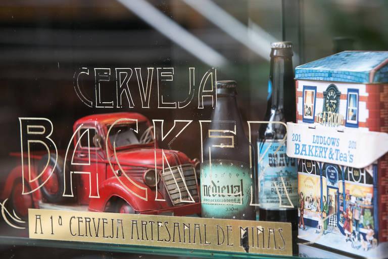 Cervejaria Backer, produtora da cerveja Belorizontina, em Minas Gerais