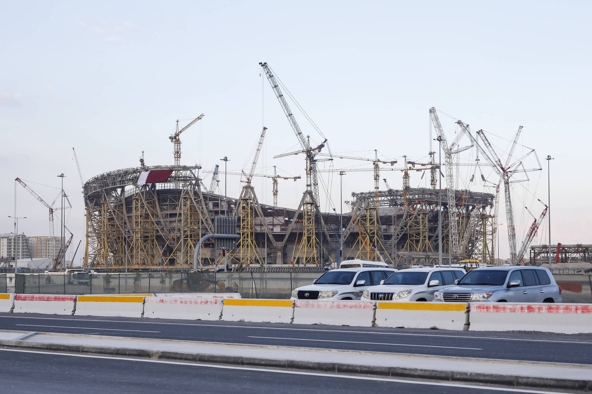 Qatar builds city from scratch to host 2022 World Cup