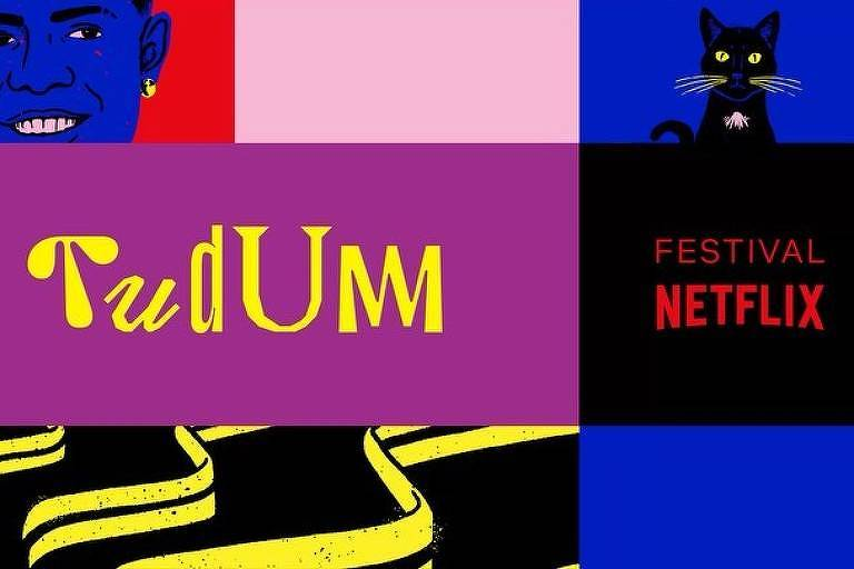 TUDUM Festival Netflix será realizado de 25 a 28 de janeiro