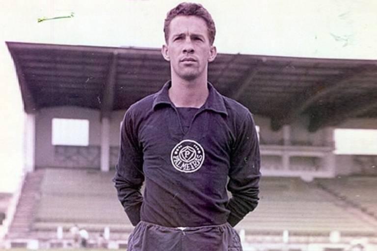 Valdir Joaquim de Morais, ex-goleiro do Palmeiras