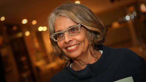 SAO PAULO/SP-BRASIL,10/06/13 -  Lucia Murat, diretora na pre-estreia para convidados do filme ?A memoria que me contam? no  Reserva Cultural.(Foto: Zanone Fraissat /MONICA BERGAMO)