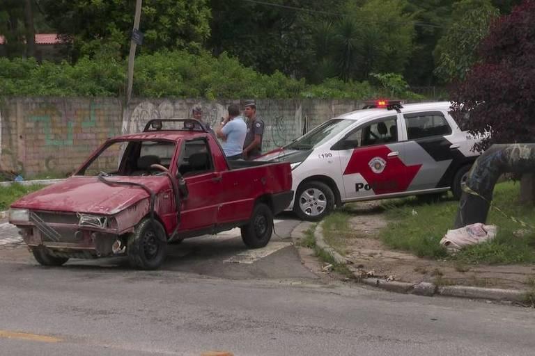 Capotamento na zona sul mata uma pessoa e deixa sete feridas