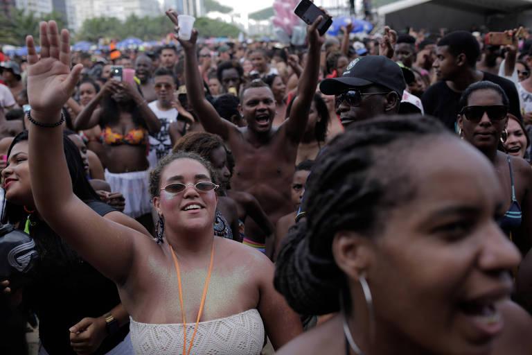Pré-Carnaval no Rio